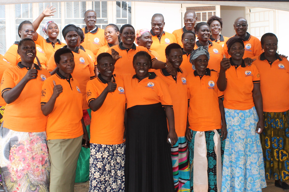 TERREWODE Hosts Annual Women's Group Leader Meeting in Soroti