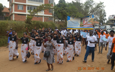 TERREWODE Participates in National Fistula Day Activities in Mbarara