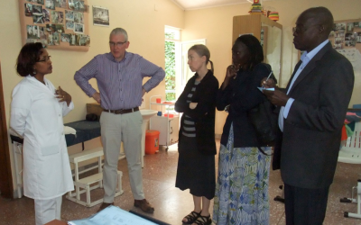 Looking Back at the Origins for TERREWODE Women's Community Hospital: Emasu Leads Ugandan Delegation to Ethiopia to Study Hamlin Model of Care