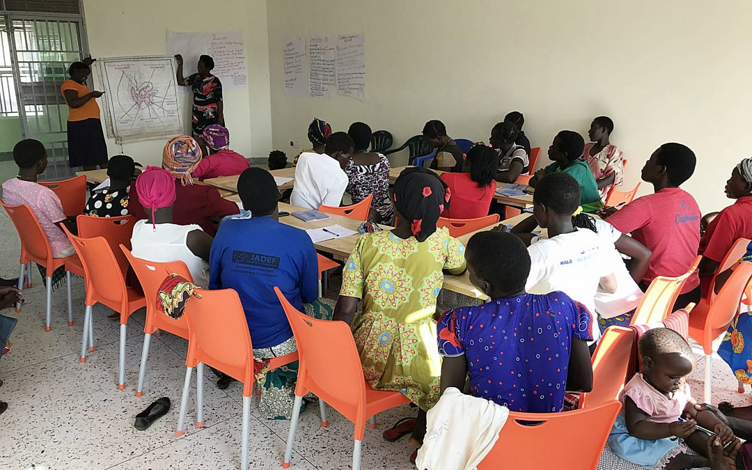 Terrewode Hospital Starts Reintegration Training For Survivors